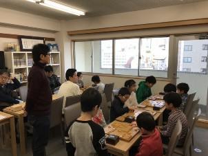 新春将棋大会 初級者の結果