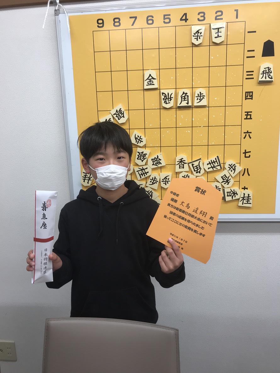 新春将棋大会 中級者