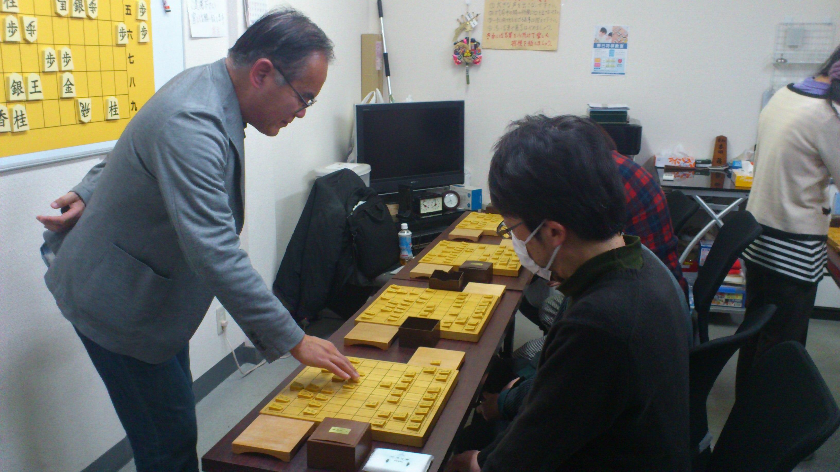 高橋道雄九段の指導対局