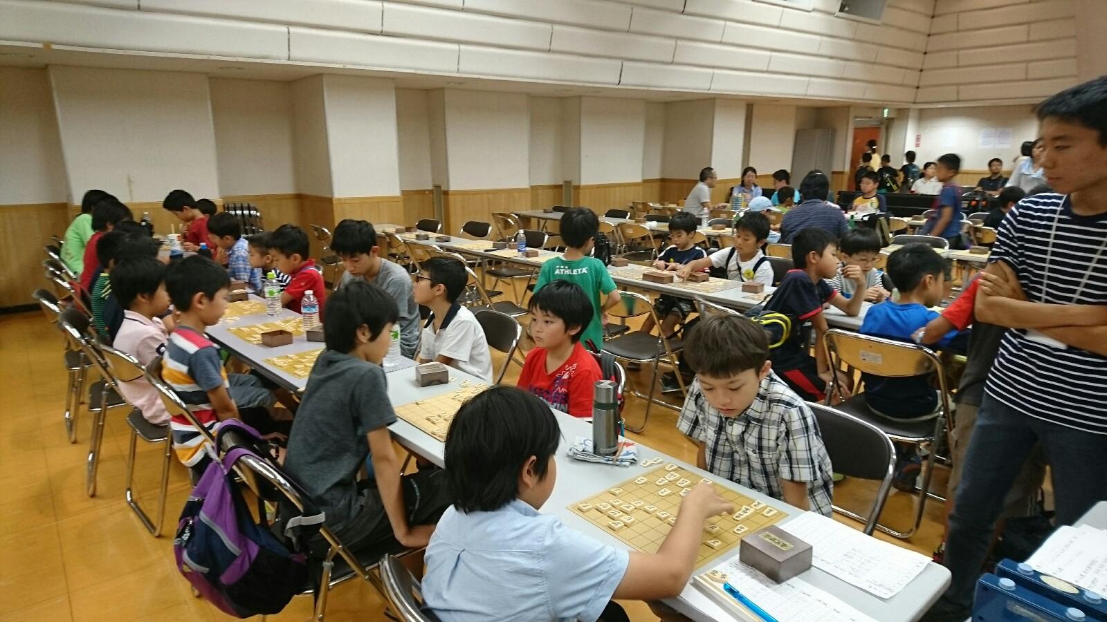 第11回将棋教室対抗戦結果