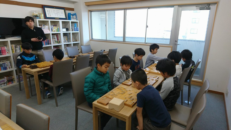 新春将棋大会 初級者