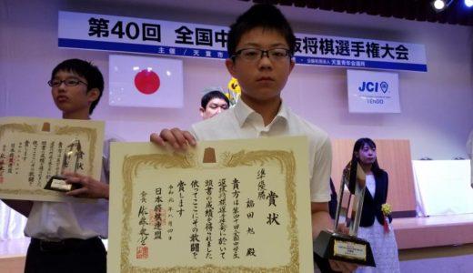 全国中学生選抜将棋選手権大会